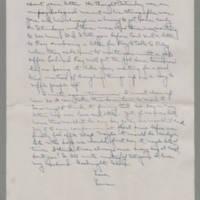 1943-01-10 Laura Davis to Lloyd Davis Page 3