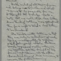 1945-07-20 Laura Davis to Lloyd Davis Page 1