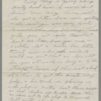 1942-08-18 George Davis to Lloyd Davis Page 2