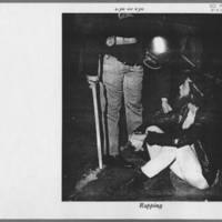 """1972-05-11 Daily Iowan Article: """"""""A look at a demonstration"""""""" Page 4"""