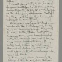 1943-09-25 Laura Davis to Lloyd Davis Page 1