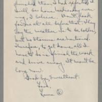 1942-02-16 Laura Davis to Lloyd Davis Page 4