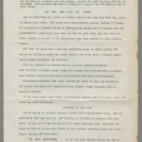 1970-03-04 'SDS Newsletter' Page 1