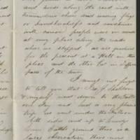 1861-05-12 William E. Thorpe to Alfred Thorpe Page 3