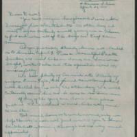1945-04-20 Cpl. Ardelle Harty to Dave Elder