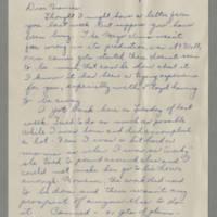 1942-09-14 Susie Hutchison to Laura Frances Davis Page 1