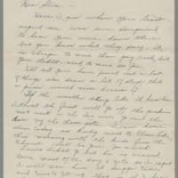 1942-07-19 Chuck to Lloyd Davis Page 1