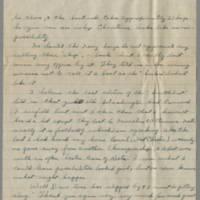 1945-11-25 T/Sgt. Charlie Thrapp to Dave Elder Page 2