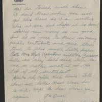 1945-05-19 J. Donald Hazen to Dave Elder Page 2