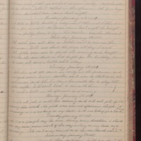 Iowa Byington Reed diary, April 3-1883-December 31, 1892: Part 2