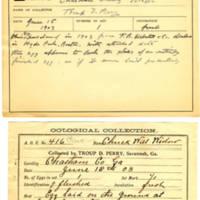 Thomas Wilmer Dewing, egg card # 308