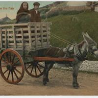 Postcard: Robert M. Browning to Staten Browning