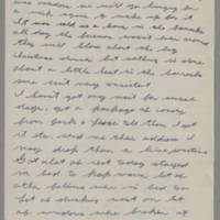 1942-12-25 Lloyd Davis to Laura Davis Page 1