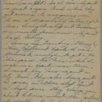 1945-08-22 Pfc. Eddie Prebyl to Dave Elder Page 4