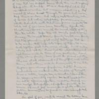 1942-12-31 Laura Davis to Lloyd Davis Page 3