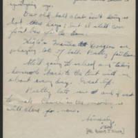 1945-11-03 Pfc. Robert J. Nicola to Dave Elder Page 2