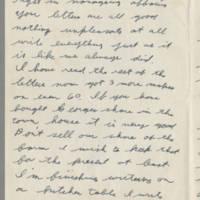 1943-10-26 Lloyd Davis to Laura Davis Page 2
