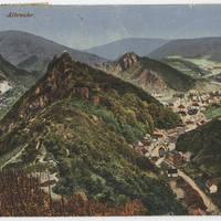 1921-05-09 Robert M. Browning to Dr. Mabel C. Williams - Postcard
