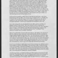 Summary by Margaret Richardson Page 2