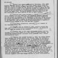 1954-03-03 Omaha Field Office Report on Edna Griffin's endeavor to promote Social Justice Page 2