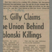 1972-04-13 Article: 'Hearing on 2 UI Groups Over, No Action Taken Page 2
