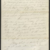 1862-02-07 William E. Thorpe to Alfred Thorpe Page 4