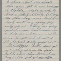 1945-08-03 George Davis to Lloyd Davis Page 2