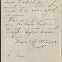1918-01-28 Juliatta Reynolds to Conger Reynolds Page 3