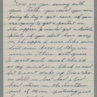 1945-05-21 George Davis to Lloyd Davis Page 2