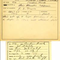 Thomas Wilmer Dewing, egg card # 652u