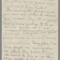 1918-07-22 Daphne Reynolds to Conger Reynolds Page 2