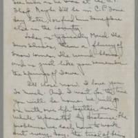 1943-03-23 Laura Davis to Lloyd Davis Page 3