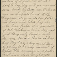 1898-07-25 Letter from Rilla Page 5