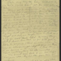 Undated letter 9
