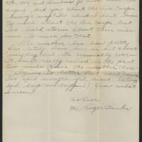 1945-04-03 Pfc. Roger Banks to Dave Elder Page 2