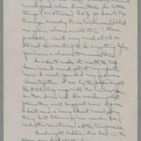 1942-01-07 Laura Davis to Lloyd Davis Page 3