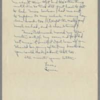 1941-10-16 Laura Davis to Lloyd Davis Page 2