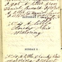 1863-11-06 -- 1863-11-08