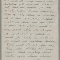 1945-01-07 Lloyd Davis to Laura Davis Page 2