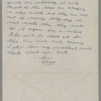 1942-12-27 Lloyd Davis to Laura Davis Page 2