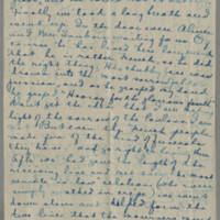 1919-06-30 Daphne Reynolds to Mary Goodenough Page 8