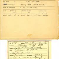 Thomas Wilmer Dewing, egg card # 741u