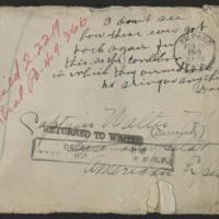 1919-02-20 Envelope