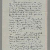 1942-09-15 Laura Davis to Lloyd Davis Page 1
