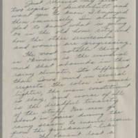 1945-09-14 Cpl. Gailen Brown to Dave Elder Page 1