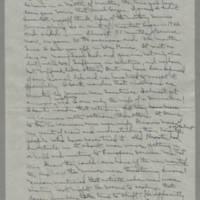 1945-07-18 Laura Davis to Lloyd Davis Page 2