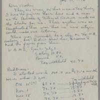 1946-01-15 Helen Fox Angell to Bessie Peebles Fox Page 1