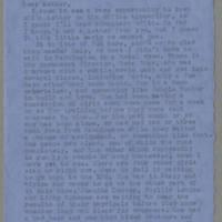 1946-01-03 Helen Fox Angell to Bessie Peebles Fox Page 1