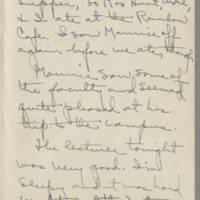 1945-11-29 Laura Davis to Lloyd Davis Page 2