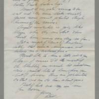 1943-07-21 Bill Behrens to Lloyd Davis Page 2